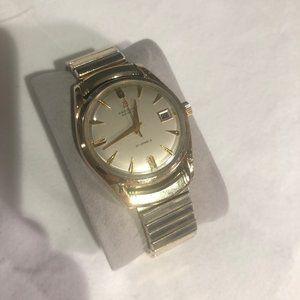Breitling Swiss Gold Watch